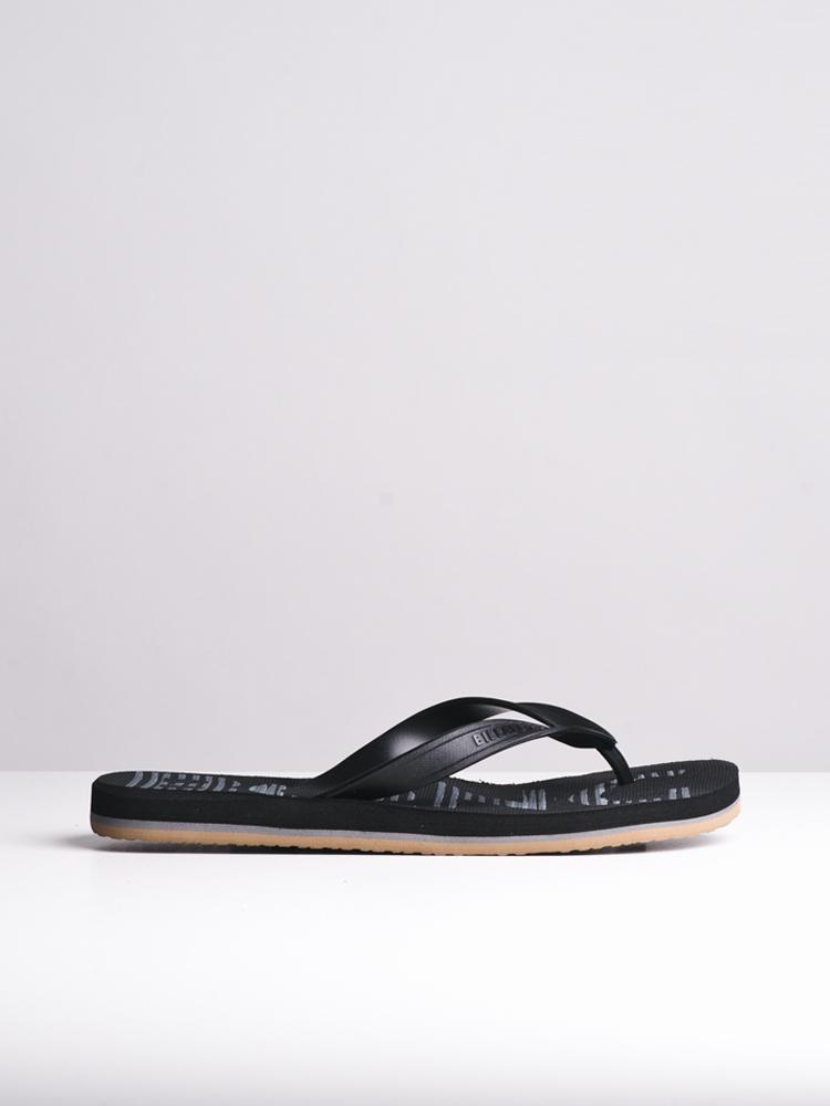 MENS ALL DAY PRINT SANDALS- CLEARANCE