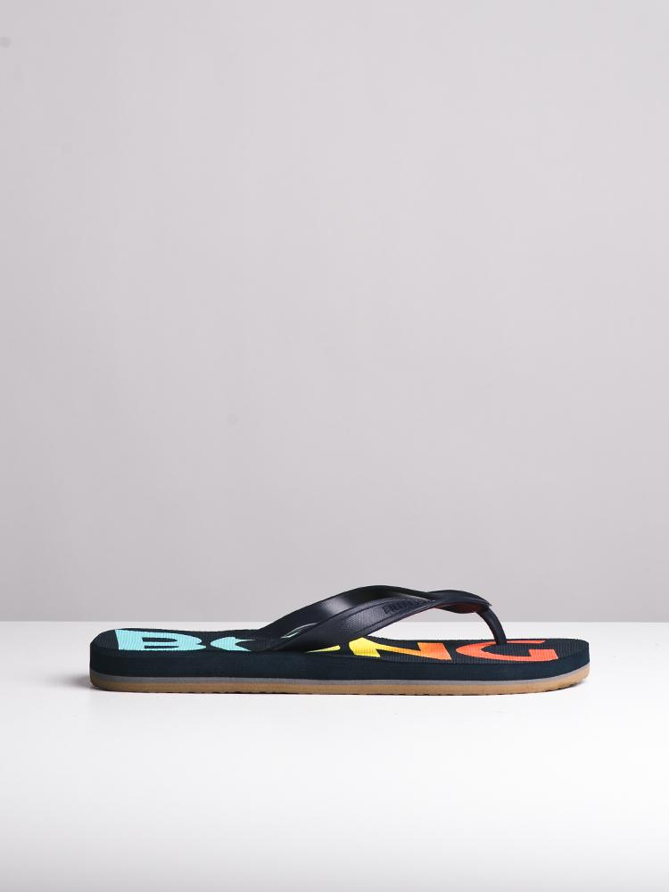 MENS ALL DAY PRINT MULTI SANDALS- CLEARANCE
