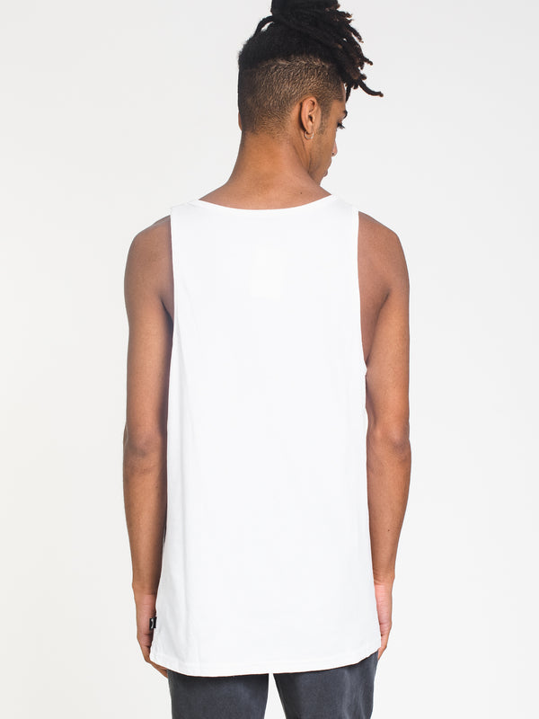 MENS TEAM WAVE TANK - WHITE