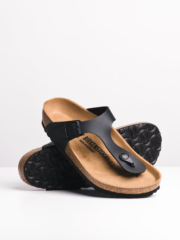 WOMENS GIZEH BLACK BF SANDALS
