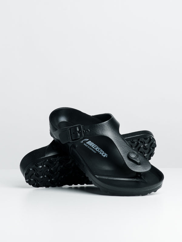 WOMENS GIZEH EVA BLACK SANDALS