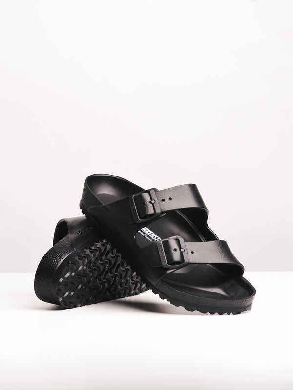 MENS ARIZONA EVA BLACK SANDALS