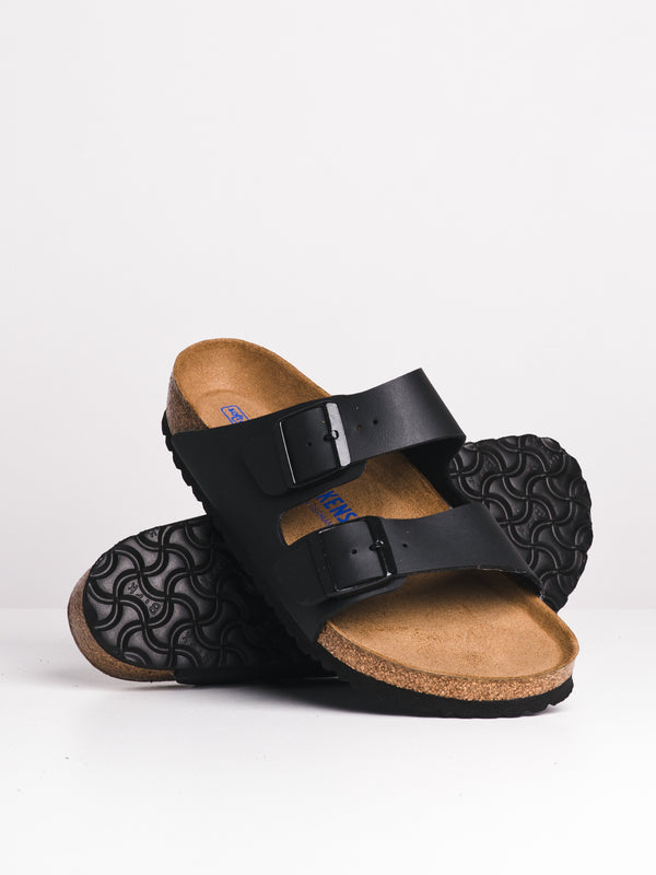 MENS ARIZONA SOFT - BLACK