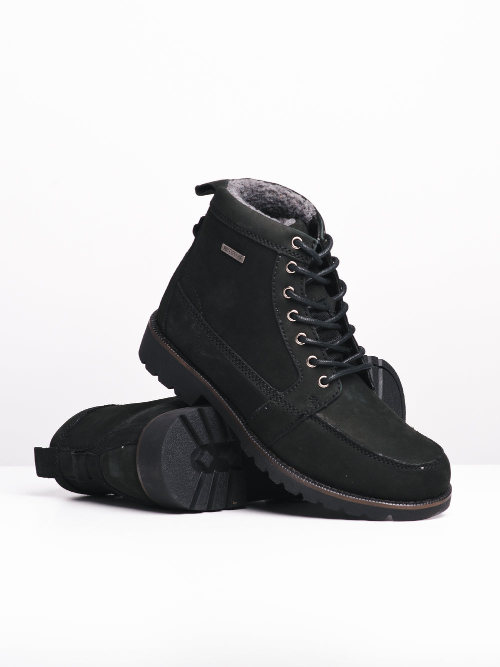 MENS FRANKIE - BLACK-D5 - CLEARANCE