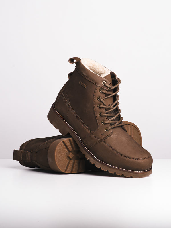 MENS FRANKIE - BROWN-D5