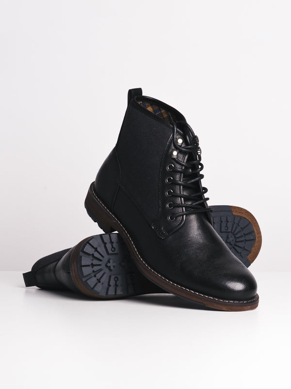 MENS OSCAR - BLACK-D4