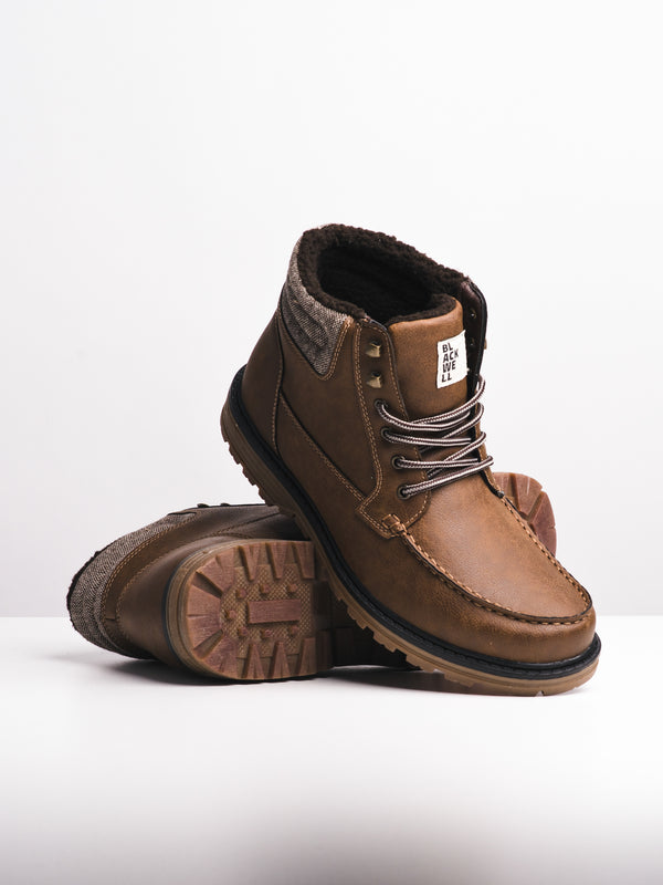 MENS LOGAN - BROWN-D5