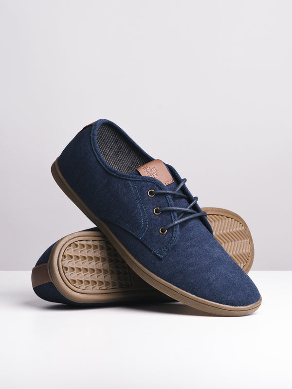 MENS ISAAC - NAVY-D4 - CLEARANCE