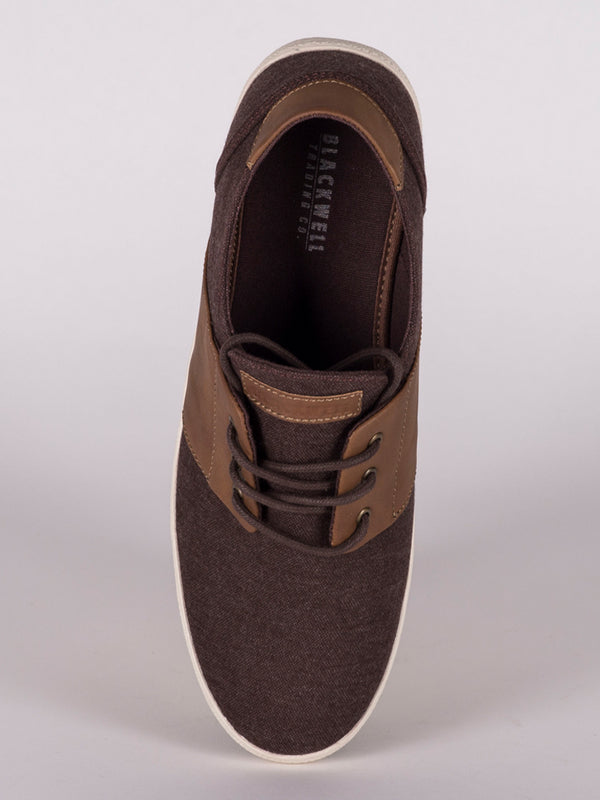 MENS AIDEN LACE UP SHOE  - CLEARANCE