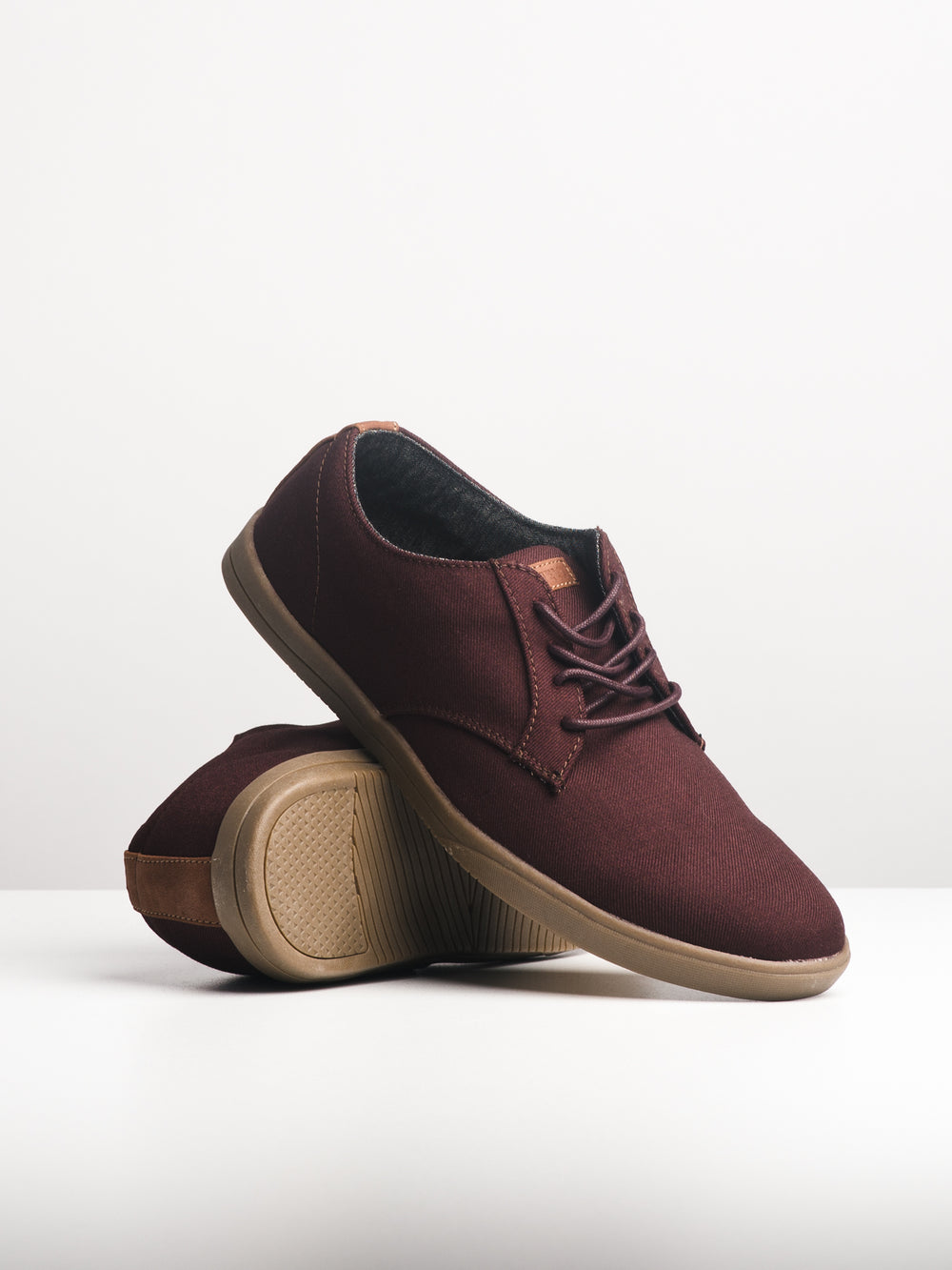 MENS REID - BURGUNDY-D4