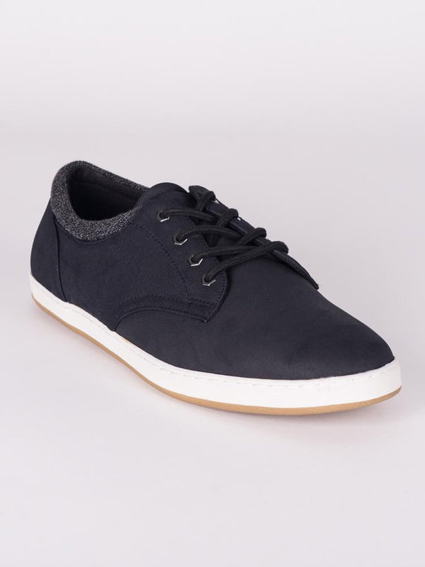 MENS FINN LEATHER LACE UP SHOE  - CLEARANCE
