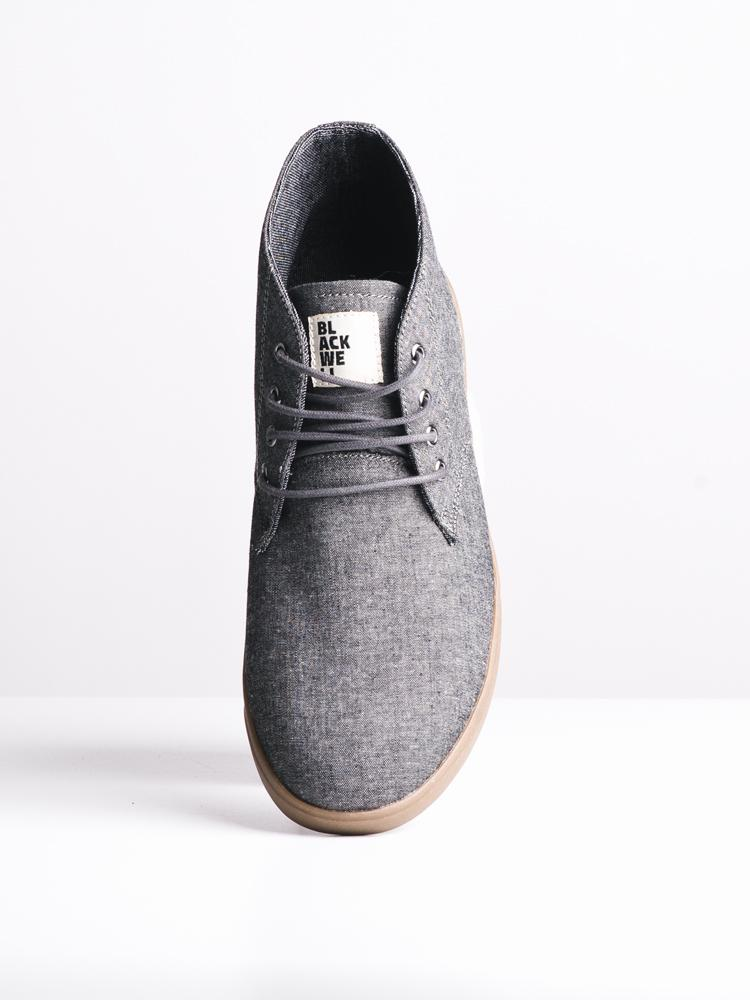 MENS PARKER GREY SHOES- CLEARANCE