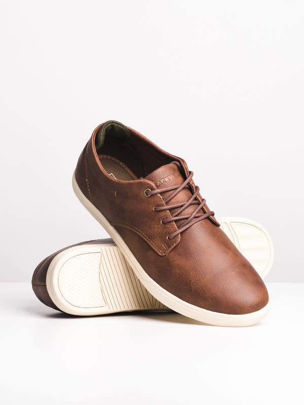 MENS PERRY - TAN-D4