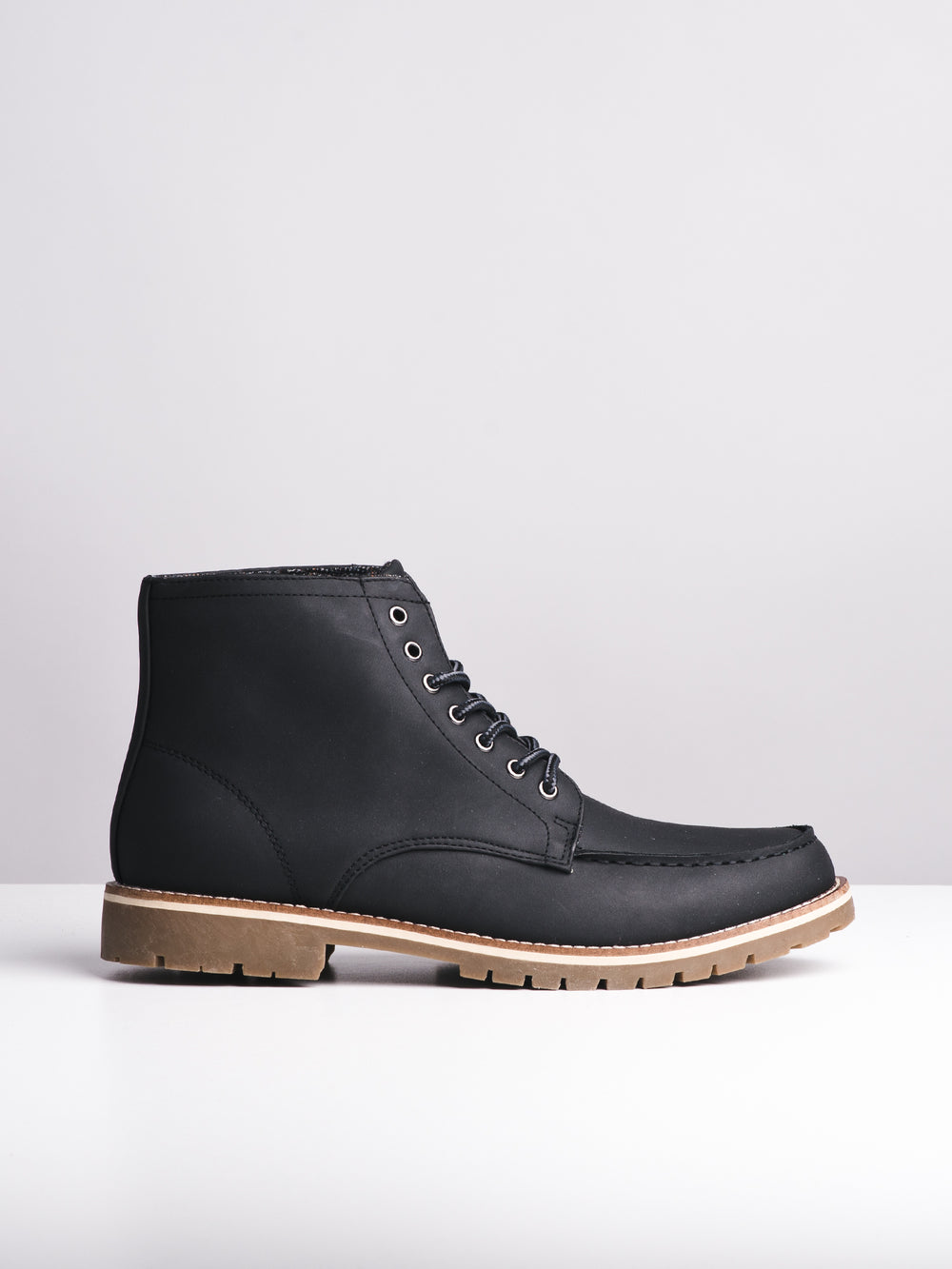 MENS EVAN - BLACK-D4 - CLEARANCE
