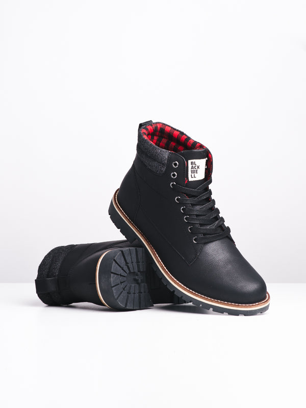 MENS KEAGAN - BLACK-D4B