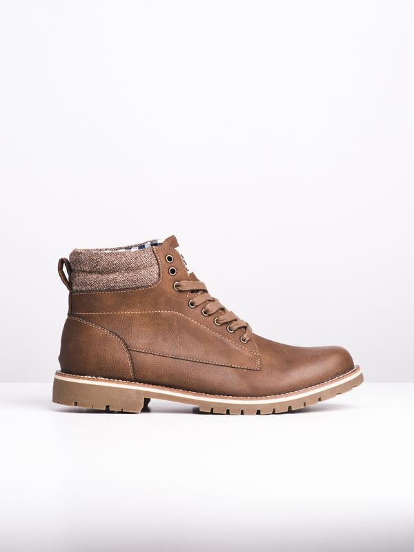 MENS KEAGAN - BROWN-D4B
