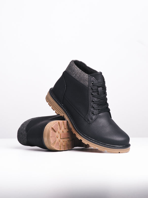 MENS COLIN - BLACK-D4B