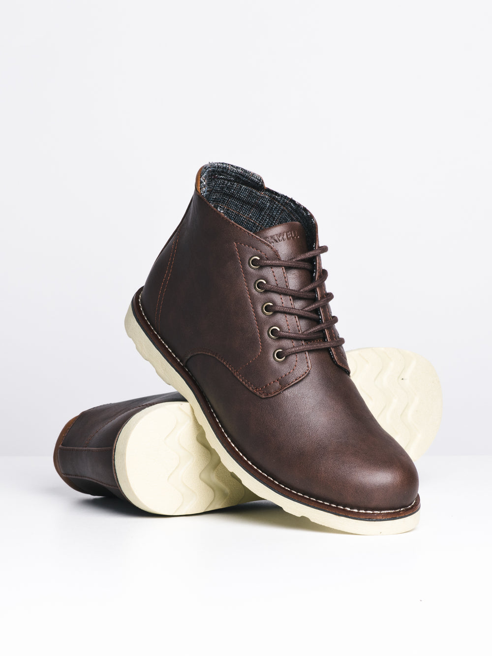 MENS STEN - BROWN-D4
