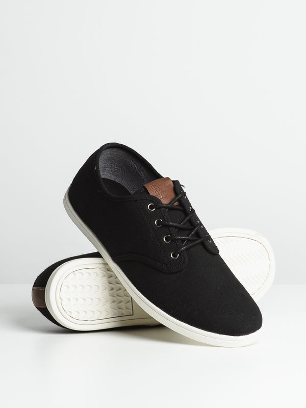 MENS JAKE - BLACK-D1