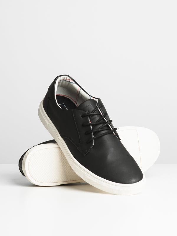 MENS LUKE - BLACK-D1