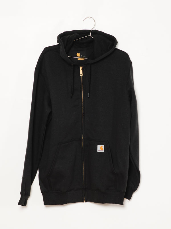 MENS CARHARTT F/Z HD - BLACK