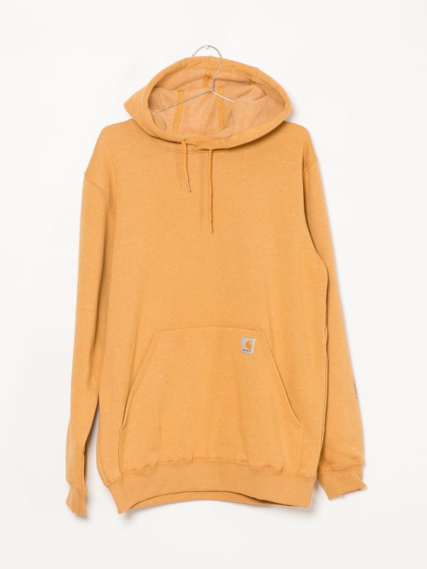 MENS CARHARTT SLV PULL OVER HD - YELLOW