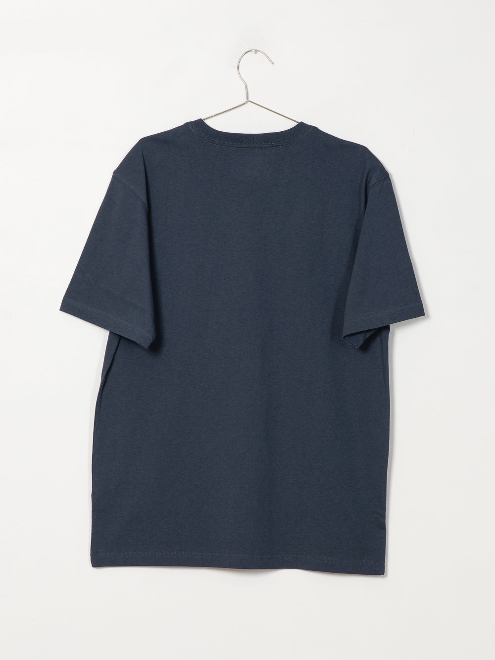 MENS WORKWEAR POCKET SHORT SLEEVE TEE - BLUE