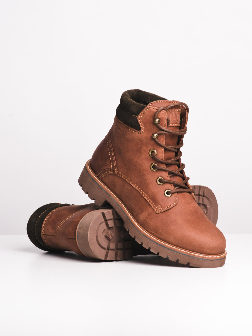 WOMENS HESTON - BROWN