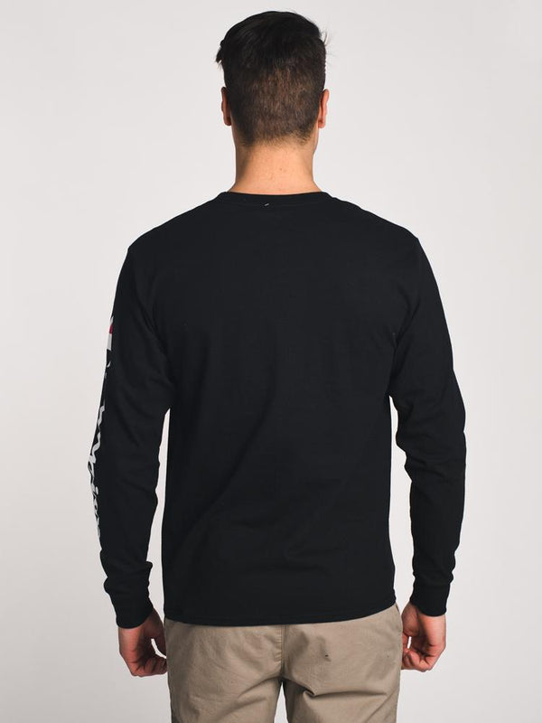 MENS CLASSIC SLEEVE LONG SLEEVE T-SHIRT - BKC WL