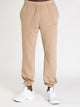 MENS LIGHTWEIGHT FLEECE PANT - WALNUT