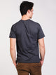 MENS GRAPHIC SHORT SLEEVE T-SHIRT - GRANITE
