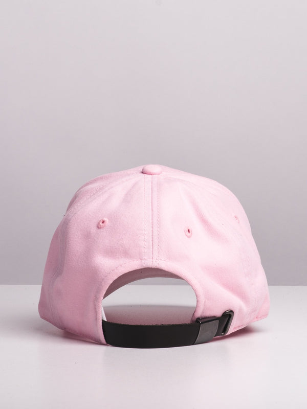 CLASSIC TWILL HAT - PINK CANDY