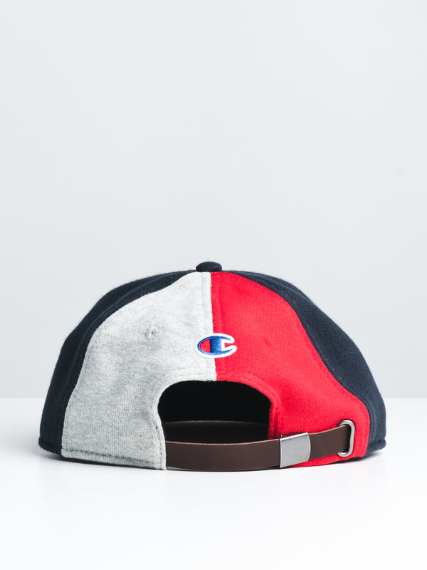 BB CLRBLK HAT - NAVY/RED/GREY