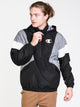 MENS STADIUM ANORAK - BLACK