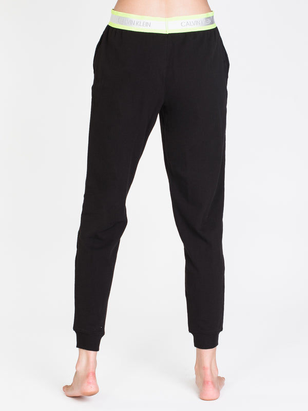 WOMENS HAZARD JOGGER - BLACK