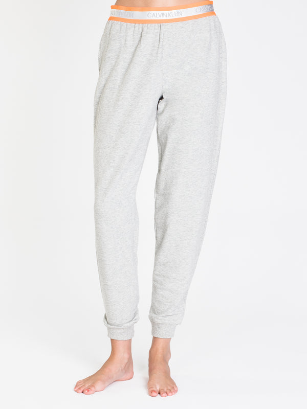 WOMENS HAZARD JOGGER - HTHR GREY