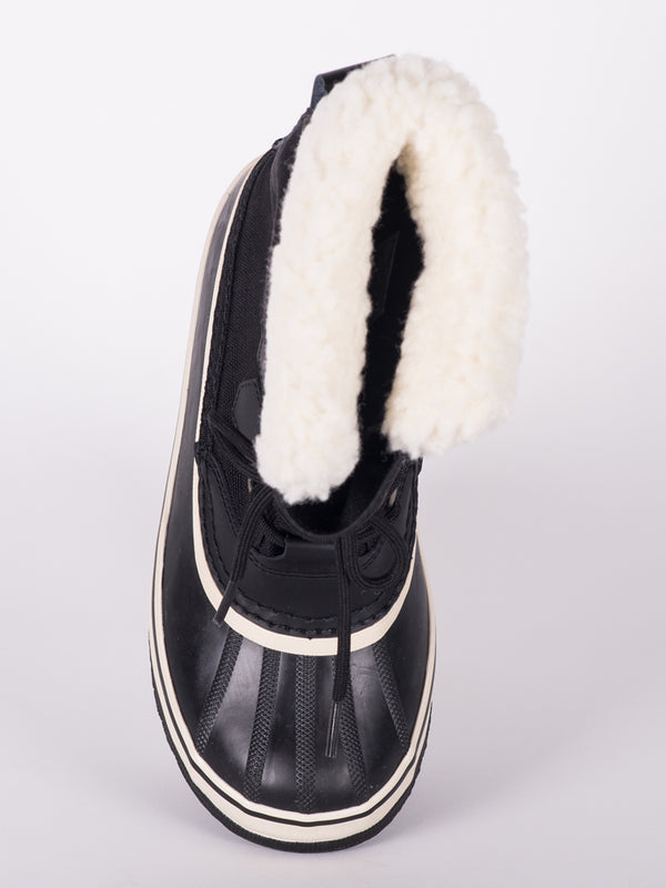 WOMENS WINTER CARNIVAL - BLACK/STONE