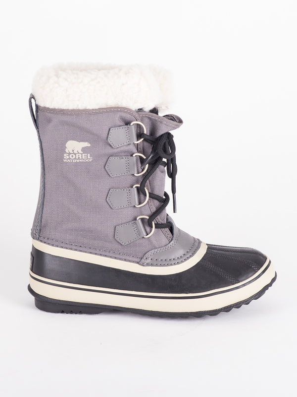 WOMENS WINTER CARNIVAL - PEWTER/BLACK