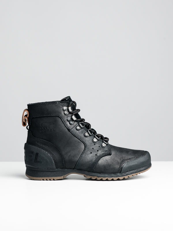 MENS ANKENY MID HIKER - BLACK