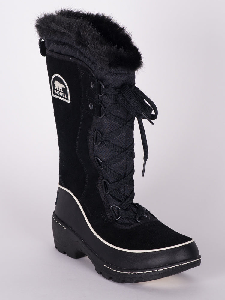 WOMENS TIVOLI III HI - BLACK/BISQUE