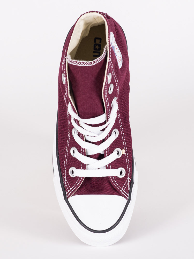 WOMENS CHUCK TAYLOR ALL STARS HI CORE CANVAS SHOES