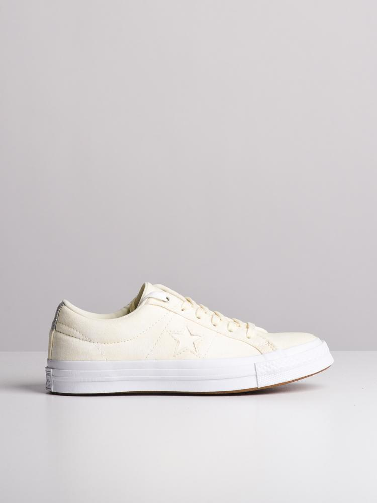 WOMENS ONE STAR LEMON MERINGUE SNEAKERS- CLEARANCE