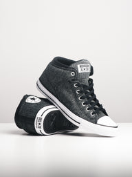 MENS CTAS HI STREET  - BLACK