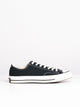 MENS CHUCK 70 VNTGE OX CANVAS - BLACK
