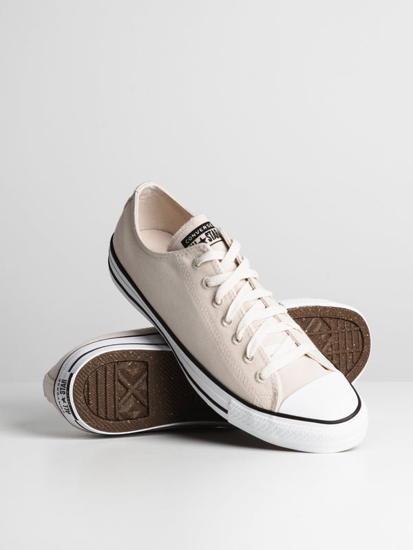 MENS CHUCK TAYLOR ALL-STARS OX RENEW - NATURAL