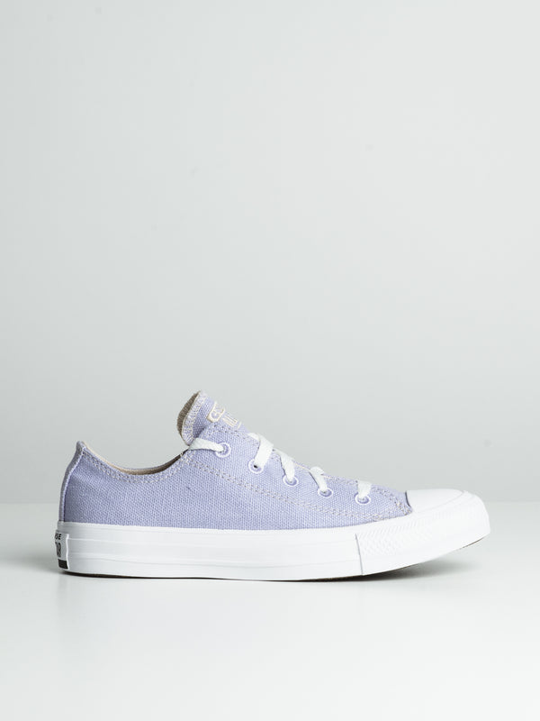 WOMENS CHUCK TAYLOR ALL-STARS OX RENEW - MOONSTONE
