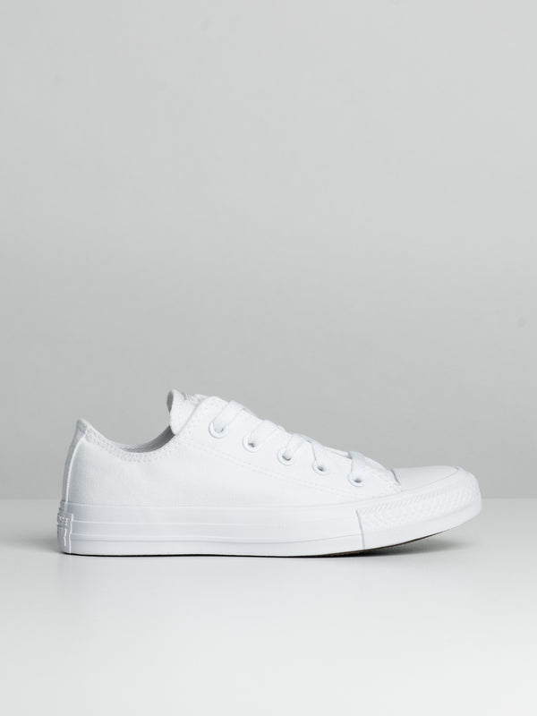 WOMENS CHUCK TAYLORS OX CORE CANVAS SHOES