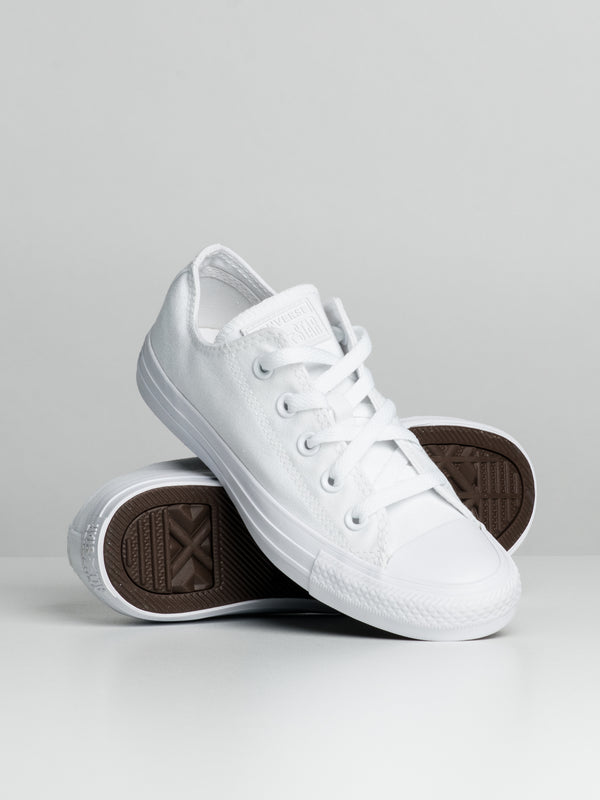 WOMENS CHUCK TAYLORS OX CORE CANVAS SHOES SNEAKER