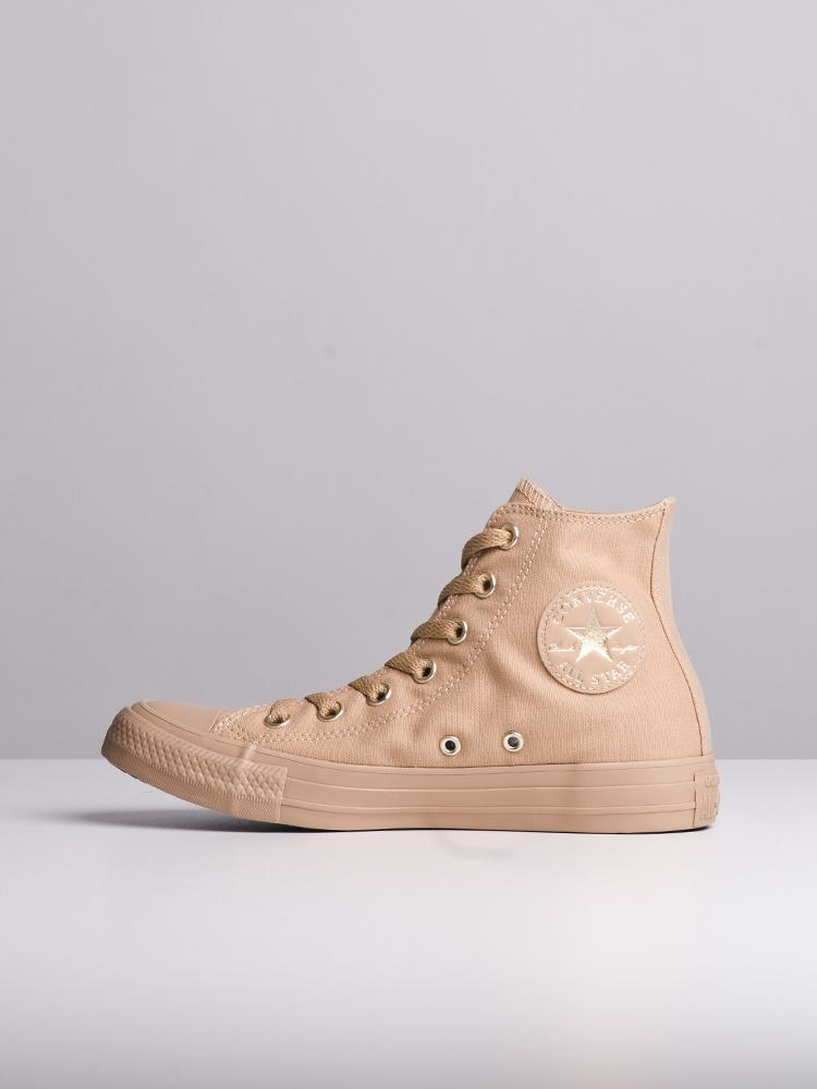 WOMENS CHUCK TAYLOR ALL STARS HI CANVAS SHOES