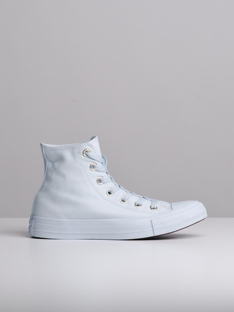 WOMENS CHUCK TAYLOR ALL STARS HI CANVAS SHOES- CLEARANCE